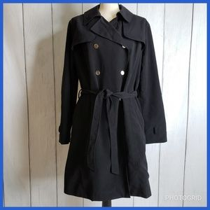 NY&Co Belted Trench Coat